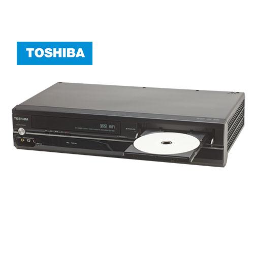 'Toshiba DVD/VCR Combo'