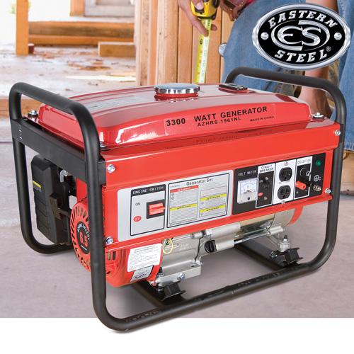 3300 Watt Gas Generator