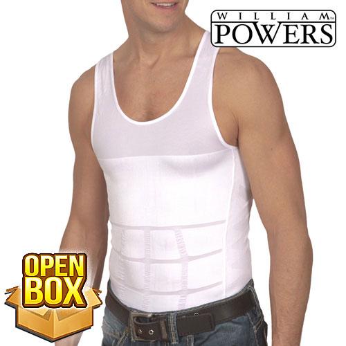 'Mens Shape Shirt - White'