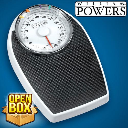 'William Powers® Big Dial Bath Scale'