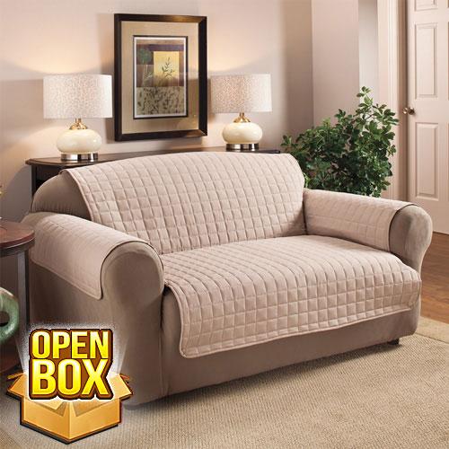 Sofa Protector - Natural