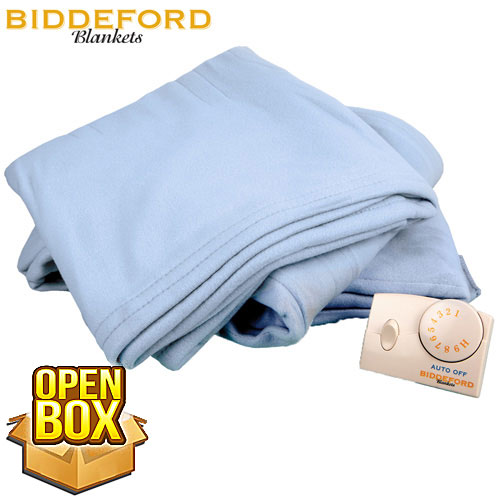 Comfort Knit Electric Blanket - Twin