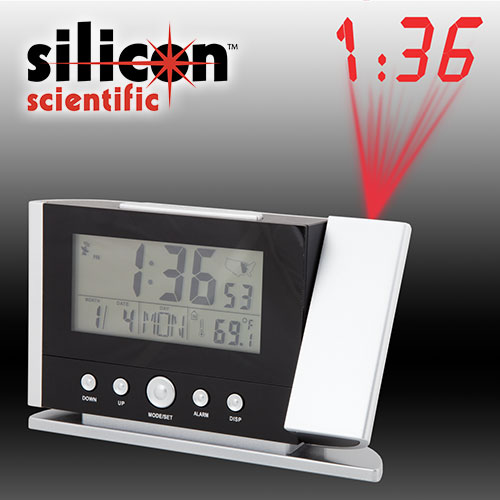 'Atomic Projection Clock'