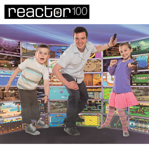 Reactor 100 Gaming System