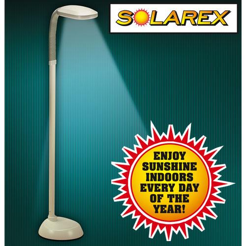 Floor Sun Lamp