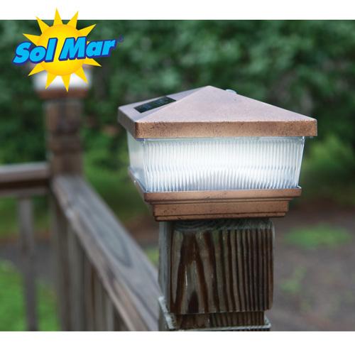 '4 Pack Solar Pagoda Lights'