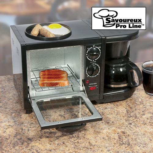 '3-in-1 Breakfast Machine'