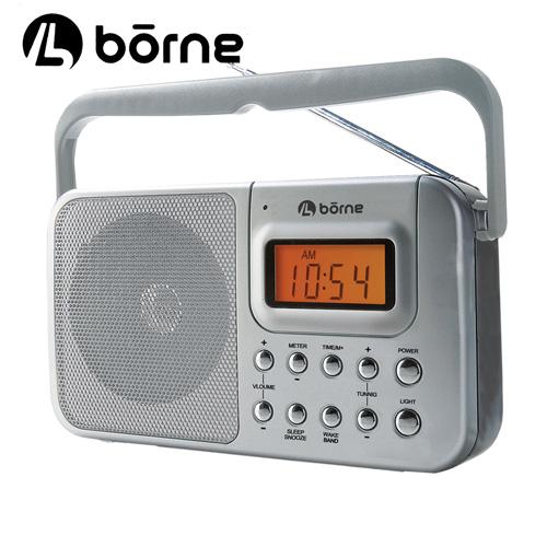 'Borne AM/FM/Shortwave Radio'