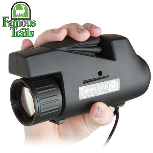 'Famous Trails Night Vision Scope'