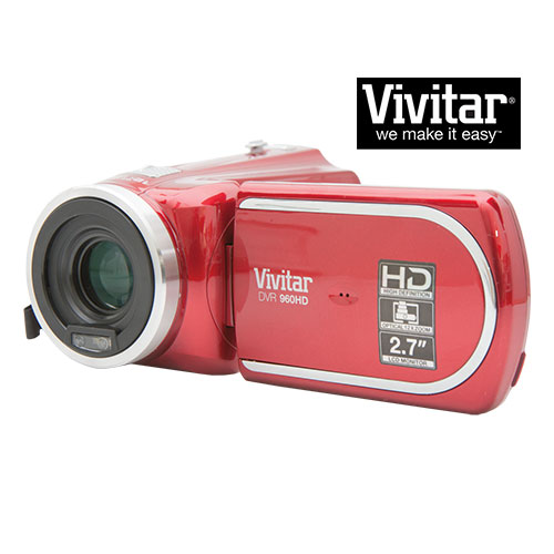 Vivitar HD Camcorder/Camera