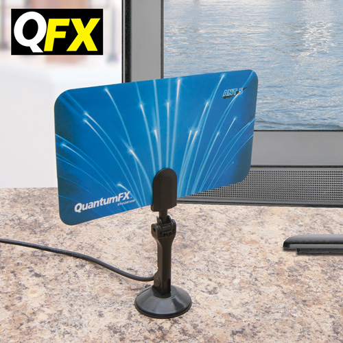 'Quantum Flat Antenna'