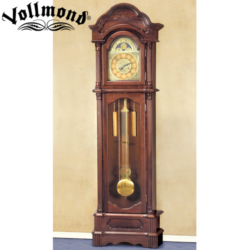 'Hand-Crafted Grandfather Clock'