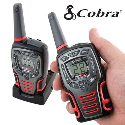 'Cobra NOAA 32-Mile Radios'