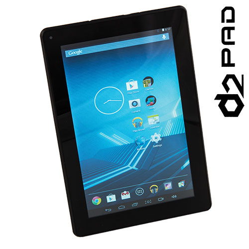 'Digital2 8GB Android Tablet - 9 inch'