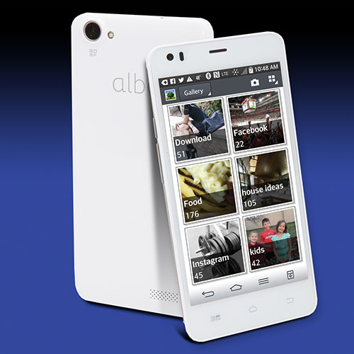 5in Android 4.4 Phone