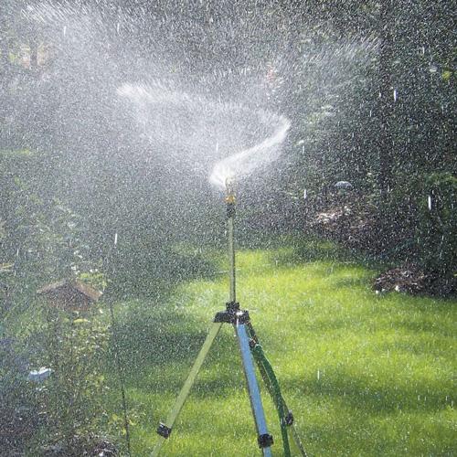 'Tri-Pod Sprinkler'