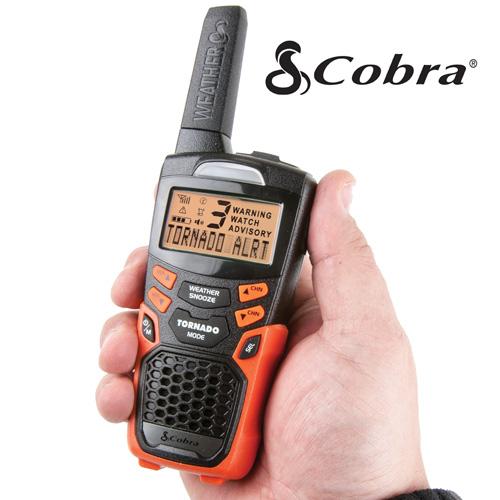 'Cobra NOAA Weather Alert Radio'