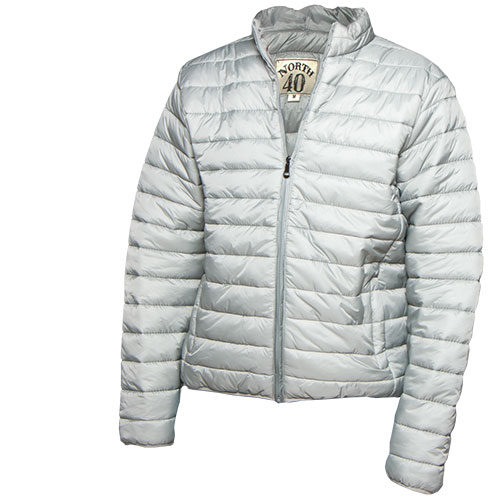 North 40 Mens Jacket - Grey
