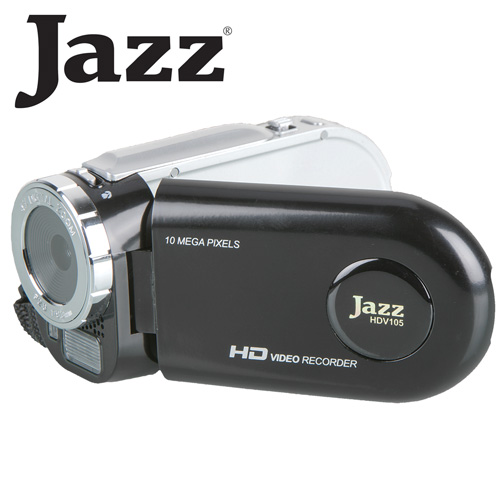 'Jazz 10MP Digital Camera / Camcorder'