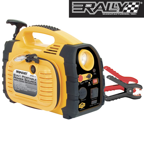 'Rally 8-In-1 Portable Power Source'