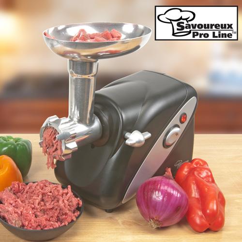 'Savoureux Pro Line® Meat Grinder'