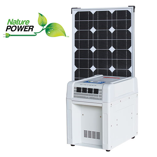 'Solar Home & RV Kit - 1800 Watts'