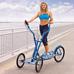 StreetStrider 3i Elliptical Cross Trainer - Blue