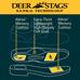 Deer Stags Mens Slip-Ons